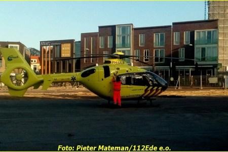 13 Februari Lifeliner3 Ede Molenstraat