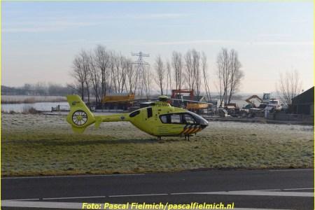18 Februari Lifeliner1 Markenbinnen Provincialeweg