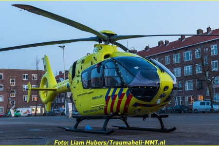 18 Februari Lifeliner2 Rotterdam Kleine Visserijstraat