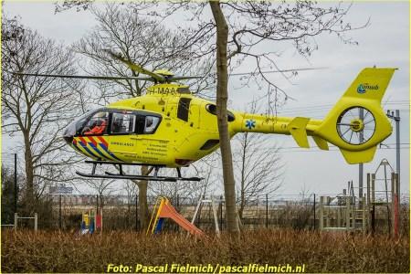 15 Maart Lifeliner1 Wormerveer Johan Vermeerkade