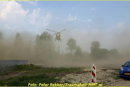 22 April Lifeliner2 Spijkenisse Veerweg