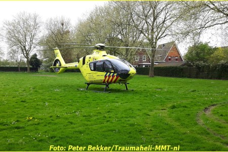 24 April Lifeliner2 Brielle Lenaert Vechelstraat
