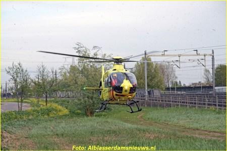 23 April Lifeliner2 Wijngaarden Provincialeweg...