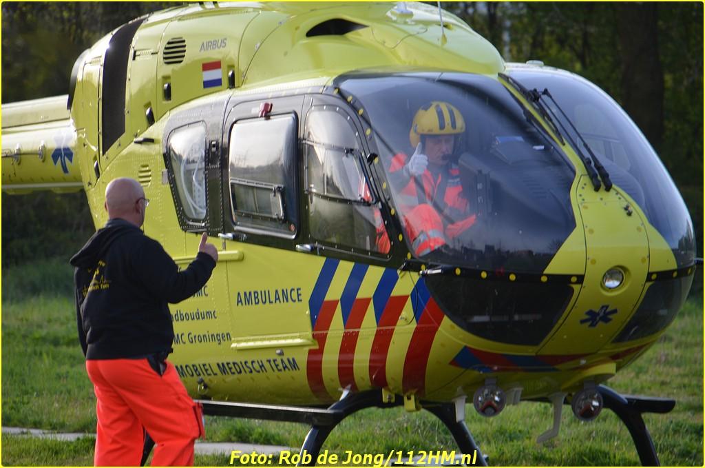 Ongeval scooter - snorfiets Oude Dreef (16)-BorderMaker