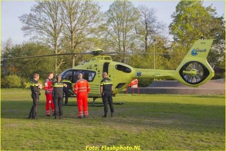 23 April Lifeliner2 Vlaardingen Willem Beukelszoonstraat