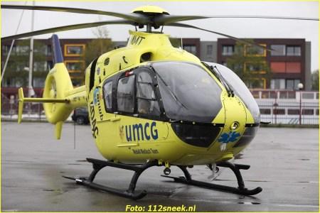 24 April Lifeliner4 Sneek 2e Woudstraat