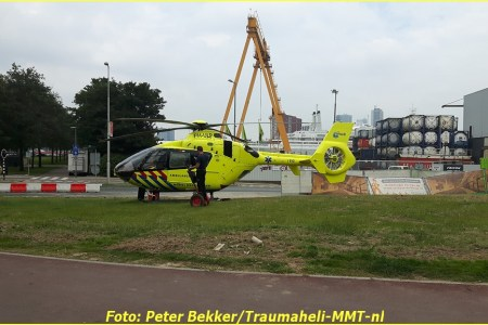 16 Juni Lifeliner2 Rotterdam Dokstraat
