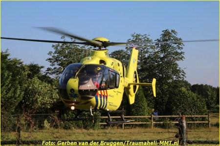20 Juni Lifeliner3 Helvoirt Nieuwkuijkseweg
