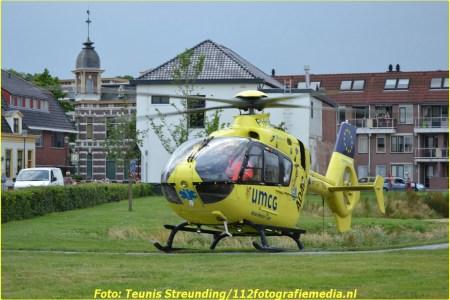 15 Juni Lifeliner4 Winschoten Bosstraat