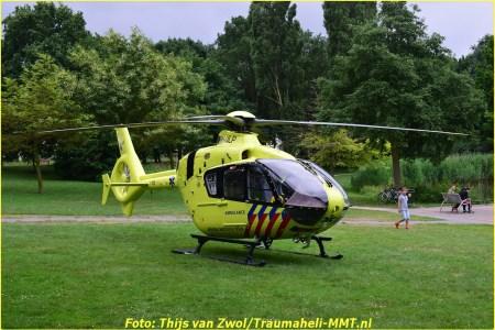 19 Juni Lifeliner2 Bergschenhoek Dorpsstraat
