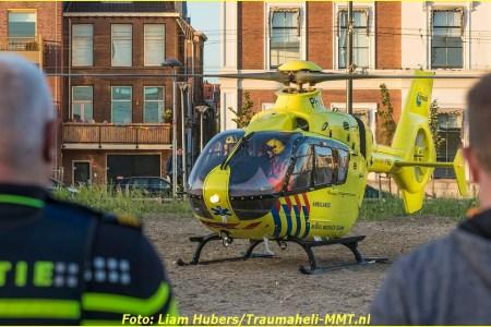 16 Juni Lifeliner2 Delft Voorstraat