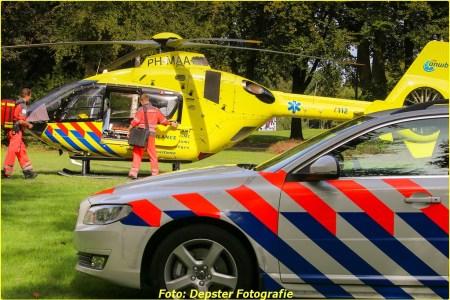 16 September Lifeliner2 Oosterhout Dr. Janssenslaan