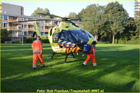 17 September Lifeliner1 Amstelveen Professor...