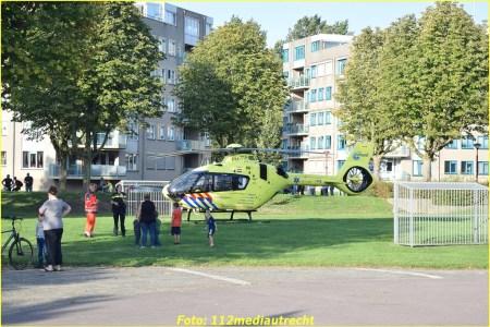 18 September Lifeliner1 Nieuwegein Zeusburg