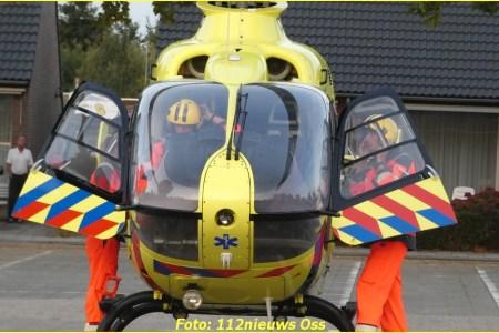 15 September Lifeliner3 Berghem Sint Willibrordusstraat