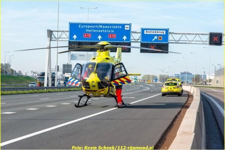16 Oktober Lifeliner2 Rotterdam Hoogvliet...