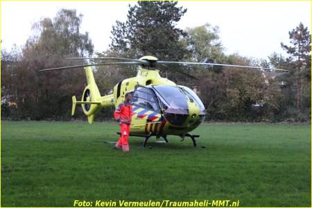14 Oktober Lifeliner1 De Meern Doctor Arienslaan