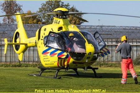 13 Oktober Lifeliner1 Zevenhuizen Kraagroos