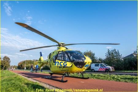 15 Oktober Lifeliner4 Heerenveen Fonteinkruid