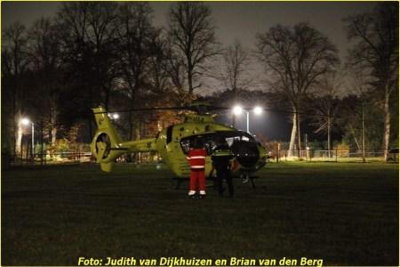 18 November Lifeliner1 Loosdrecht Oude Molenmeent