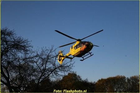 17 November Lifeliner2 Vlaardingen Coornhertstraat