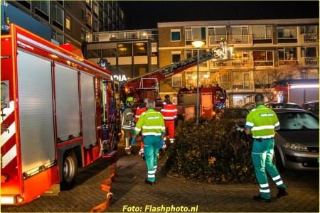 16 November MMT2 Rotterdam Apollostraat