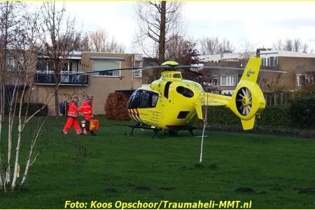 11 December Lifeliner1 Krimpen aan den IJssel...