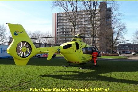 12 Februari Lifeliner2 Schiedam Nieuwe Haven