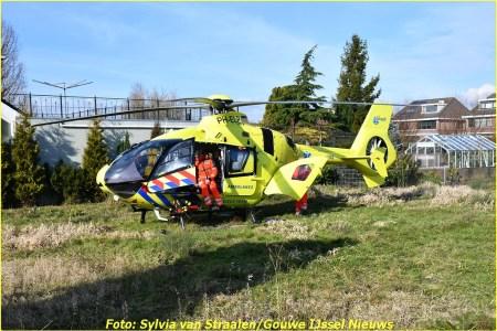 12 Februari Lifeliner2 Nieuwerkerk aan den...