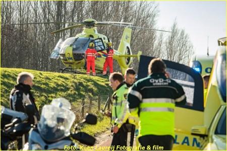 15 Februari Lifeliner3 Schalkwijk Lekdijk