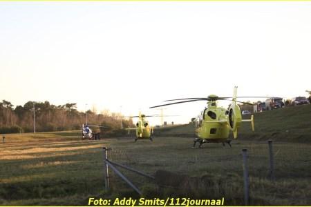 15 Februari Lifeliner3 en Lifeliner2 Nistelrode...