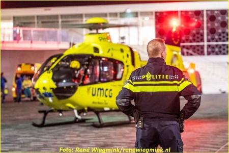 15 Februari Lifeliner4 Heerenveen Pim Mulierlaan...