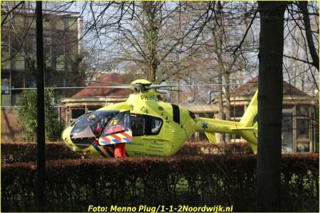 16 Februari Lifeliner1 Noordwijk Clusiusweg