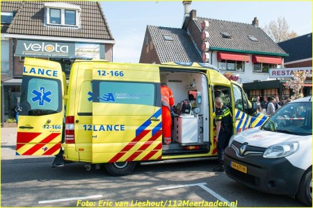 18 April Lifeliner1 Hoofddorp Kruisweg