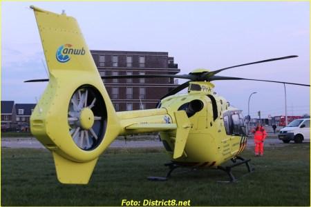 14 April Lifeliner2 Den Hoorn Goudappel