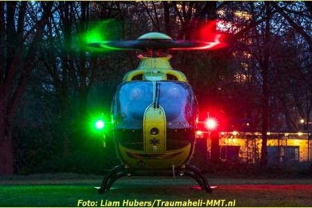 16 April Lifeliner2 Delft Chopinlaan