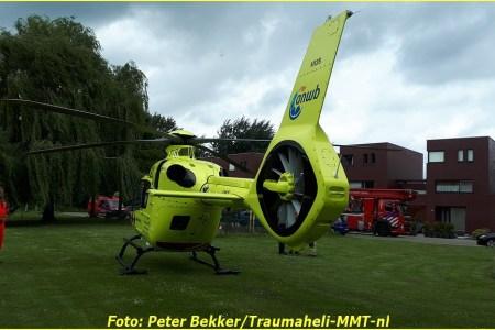 MMT naar Spijkenisse voor medische assistantie...