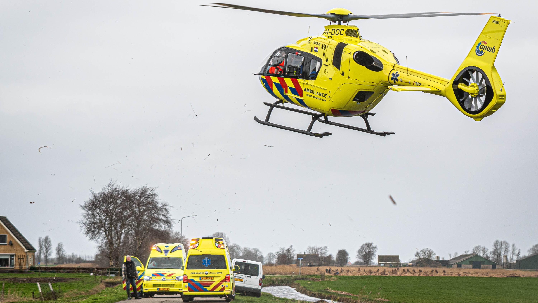 Traumahelikopter Oldelamer