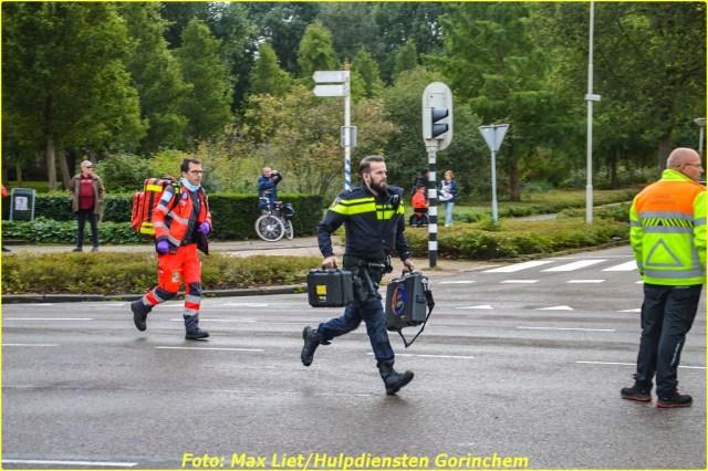 Gorinchem ongeval Banneweg (3)-BorderMaker