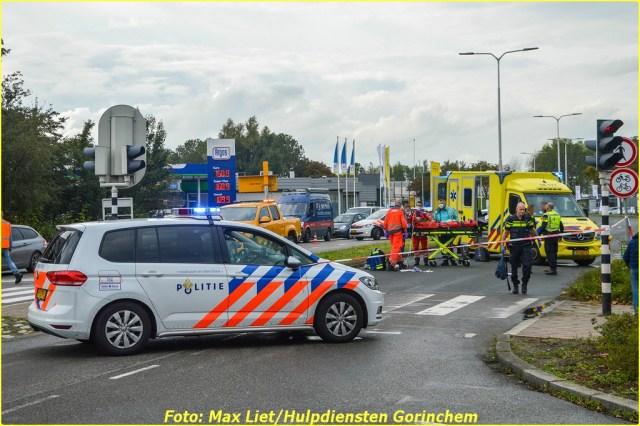 Gorinchem ongeval Banneweg (4)-BorderMaker