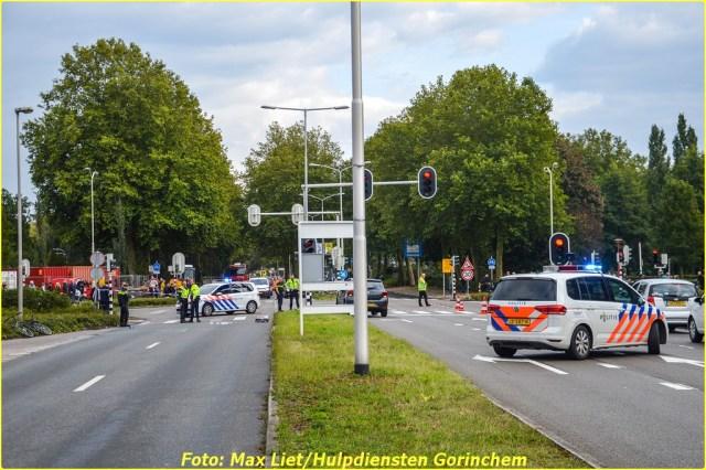 Gorinchem ongeval Banneweg (6)-BorderMaker
