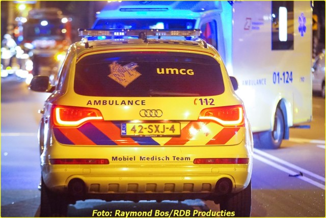 Ongeval Paterswoldseweg - Foto ID-6356548-BorderMaker
