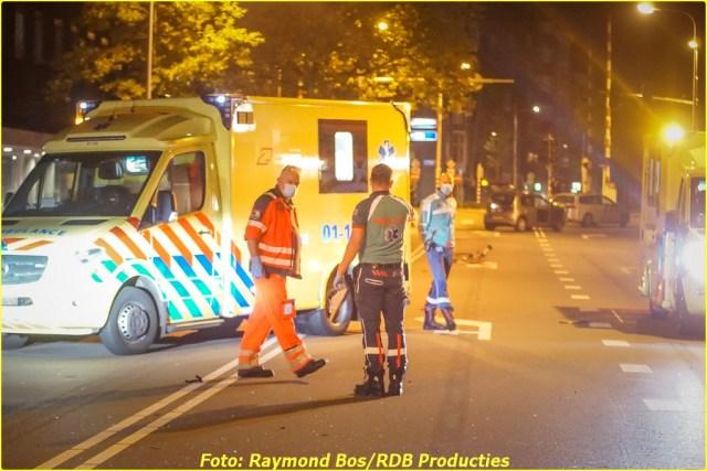 Ongeval Paterswoldseweg - Foto ID-6356554-BorderMaker