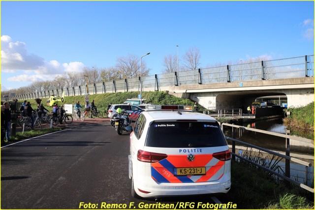 20-11-04 Prio 1 Verkeersongeval - Oud Reeuwijkseweg (Reeuwijk) - MMT (1)-BorderMaker