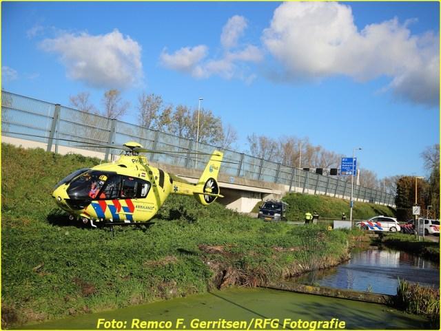 20-11-04 Prio 1 Verkeersongeval - Oud Reeuwijkseweg (Reeuwijk) - MMT (11)-BorderMaker