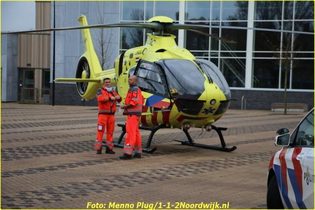 Traumahelikopter Katwijk (10)-BorderMaker
