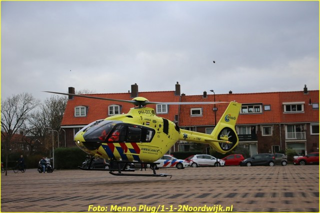 Traumahelikopter Katwijk (13)-BorderMaker