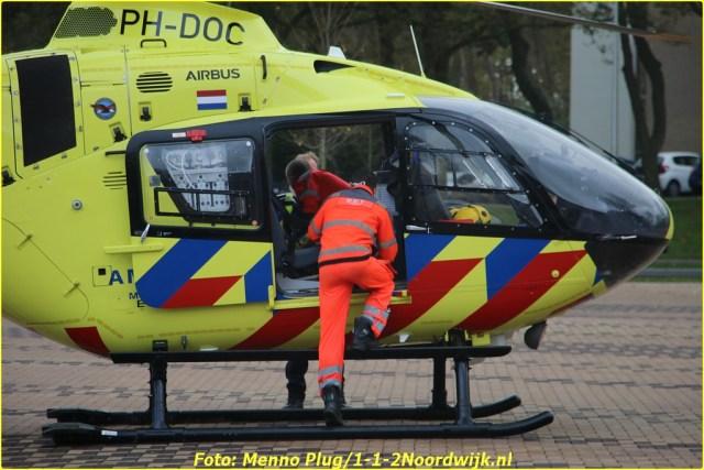 Traumahelikopter Katwijk (6)-BorderMaker