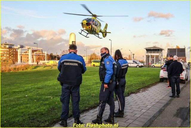 Traumahelikopter Vlaardingen (7)-BorderMaker