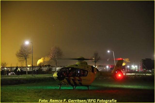 20-12-06 Prio 1 Voertuig te water - Bredeweg (Moerkapelle) - Lifeliner (12)-BorderMaker